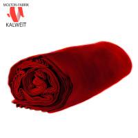 Dekomolton , 10 meter op baal , rood, B 1 , 300 cm breed