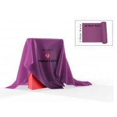 Dekomolton 60m  ,  op rol, violet, B 1 , 300 cm breed