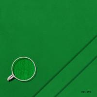 Podiumdoeken molton/ per meter/  groen