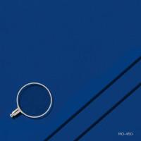 Podiumdoeken molton/ per meter/  blauw
