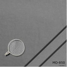 Dekomolton ,  per meter, middengrijs, B 1 , 300 cm breed